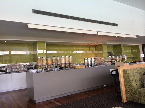 Crowne Plaza Hunter Valley : Buffet breakfast area