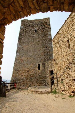 Forteresse de Mornas : Mornas Tower