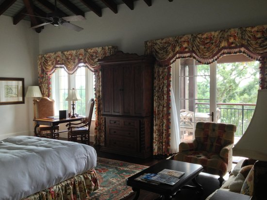 The Cloister at Sea Island: Partial view of 3rd floor room