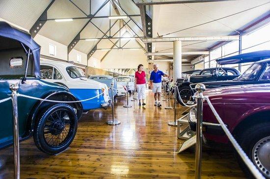 The Henry Parkes Centre: Parkes Motor Museum