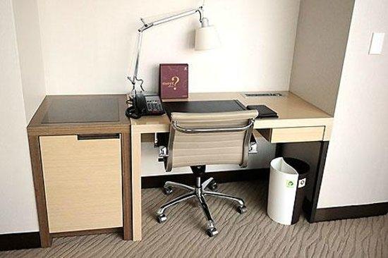 Sheraton Seoul D Cube City Hotel : Work area