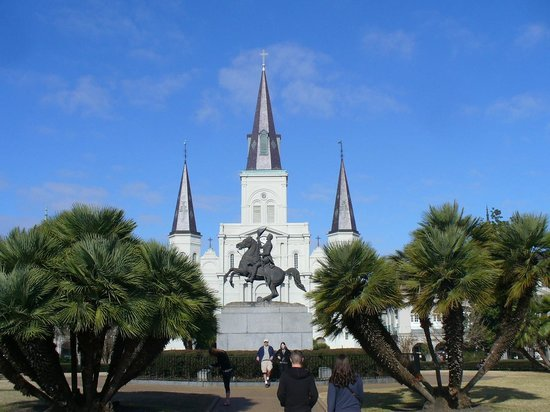 Free Tours by Foot : Jackson Square
