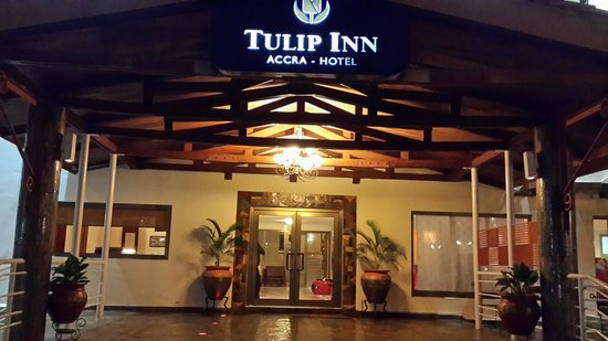 Tulip Inn Accra Hotel: getlstd_property_photo