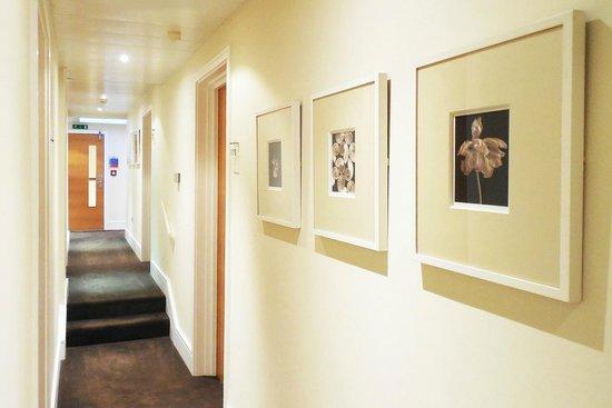The Nadler Kensington: First floor hallway