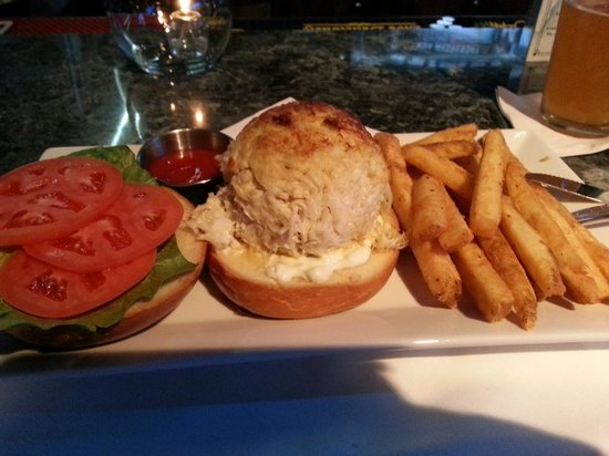DiPaolo's Italian Ristorante: Crab Cake Special every Tuesday at the bar!  Absolutely the best and at $10 it a no-brainer.