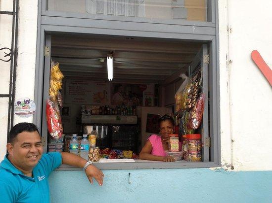 Almiza Tours by My friend Mario: The sweet shop