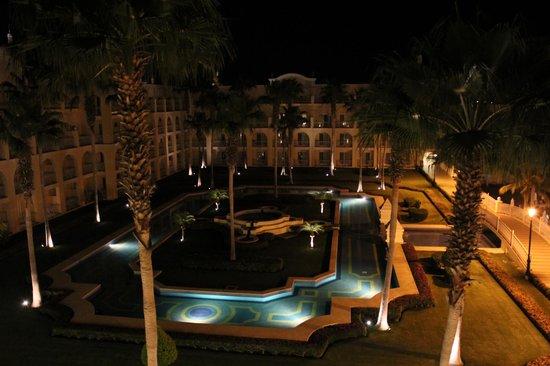 Hotel Riu Palace Cabo San Lucas: Our garden view
