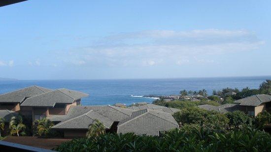 The Kapalua Villas, Maui: Morning view