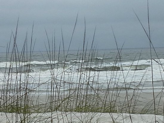 Jacksonville Beach: Jax Beach is beautiful in the winter too