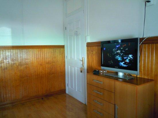 Hostal Vientos de la Patagonia: Habitación amplia