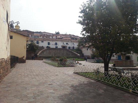 Casa San Blas Boutique: Bairro San Blas