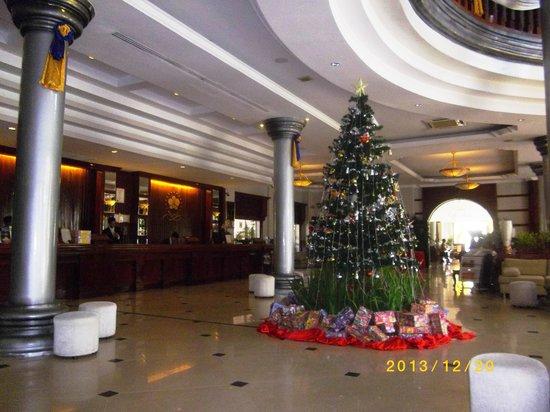 Ree Hotel: ロビー