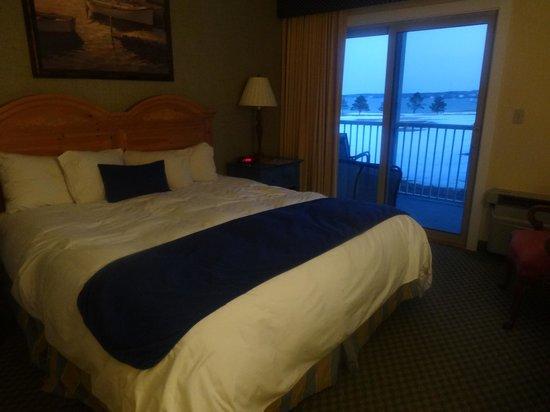 Samoset Resort On The Ocean: bedroom