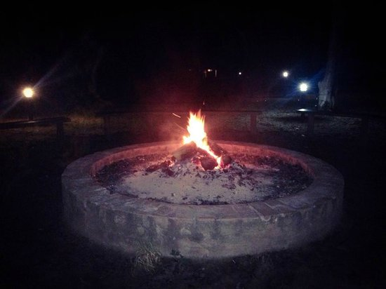 The Hunter Valley Retreat: Bonfire