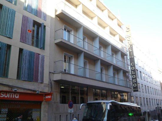 Hotel Exe El Coloso : Hotel El Coloso