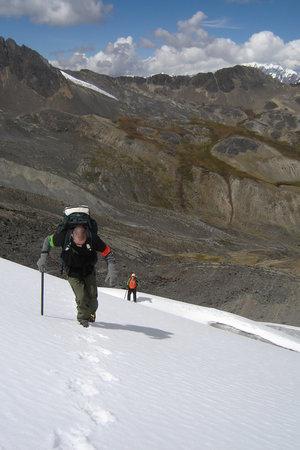 Peruprofundo Adventure: Climbing