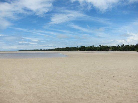 Quinta Praia (Praia do Encanto): Vista geral da praia