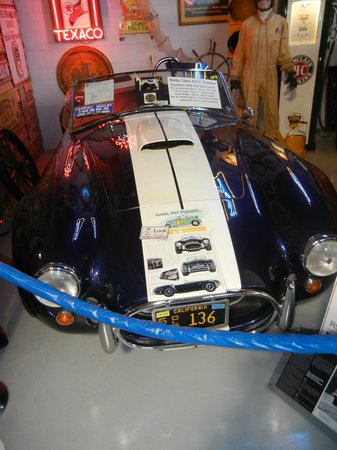 Mount Dora Museum Of Speed : Shelby GT