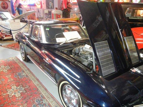 Mount Dora Museum Of Speed: 1967 Corvette