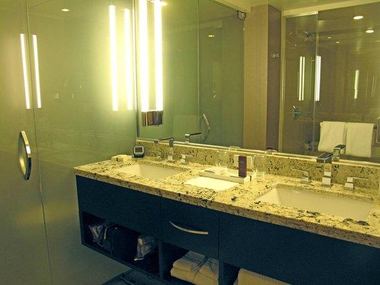 ARIA Resort & Casino : Aria Bathroom