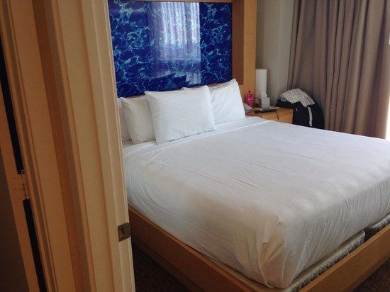 Marenas Beach Resort: Suite bedroom