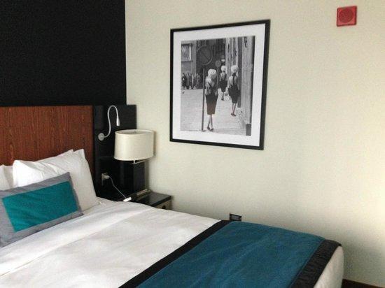 Radisson Blu Aqua Hotel: Very modern room