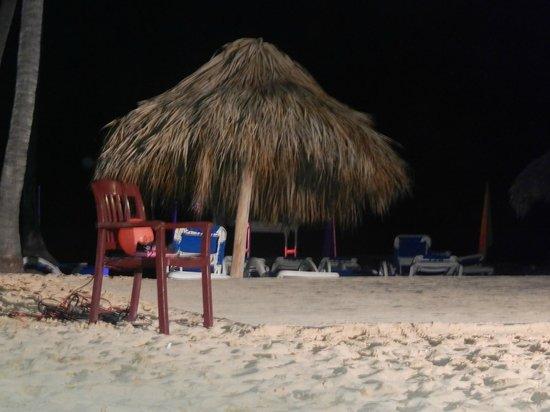 Sirenis Punta Cana Resort Casino & Aquagames : Hutte