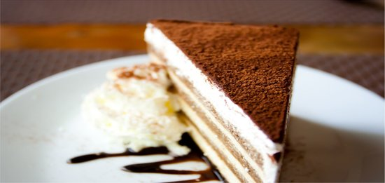 Domenico's on Kings: Dessert