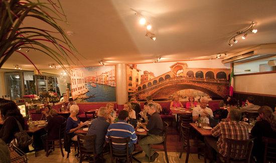 Domenico's on Kings: Inside Restaurant