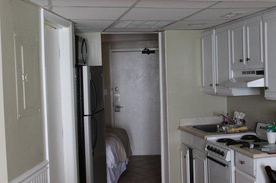 St. Clements Suites: Room 707