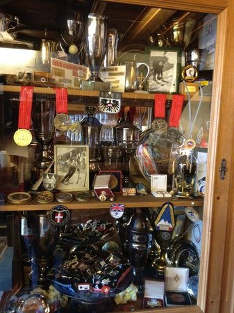 Hotel Garni Ernst Falch: cups