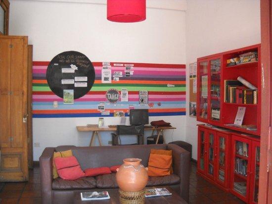 ViaVia Buenos Aires: Living room
