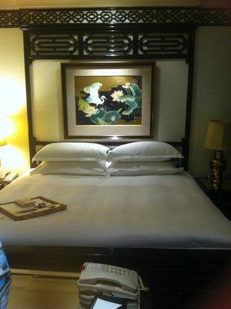 Taj Bengal Kolkata: My beautiful room last year