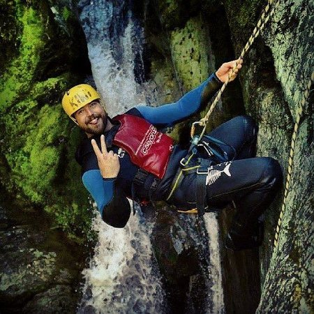 Canyoning Queenstown: Loving Life