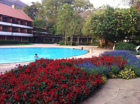 Balios Resort Khaoyai: Pool