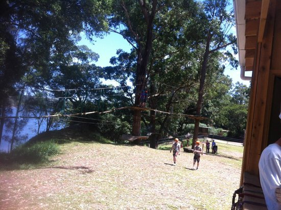Shoalhaven Zoo : Kids starting point