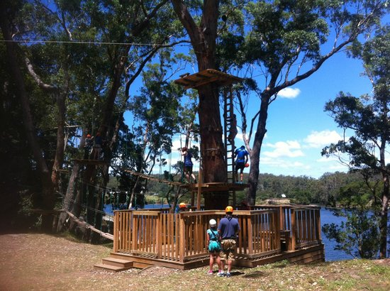 Shoalhaven Zoo : Starting point