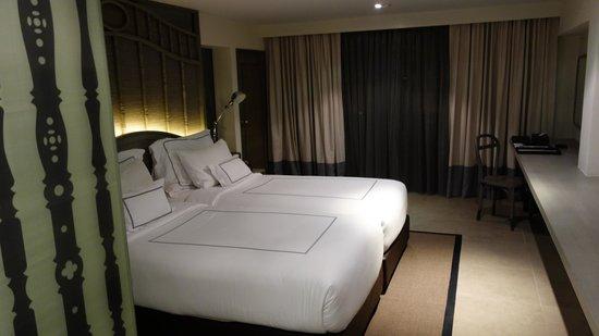 Riva Surya Bangkok: 寝室