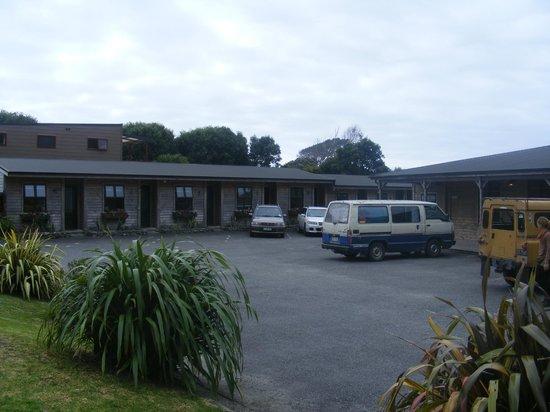 Punakaiki Tavern & Motel: The rooms
