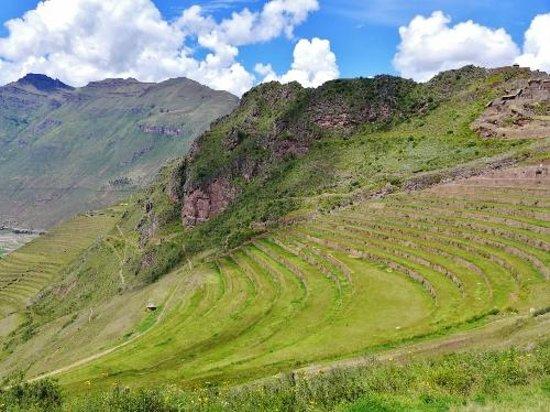 Pisac: Ancient terraces