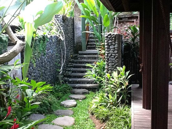 COMO Uma Ubud: Villa entrance