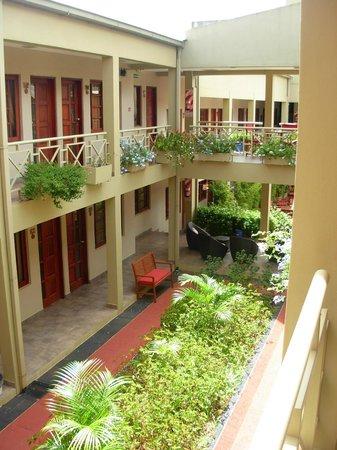 Hotel Jardin de Iguazu: Jardín de Iguazú