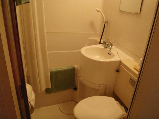 Yuki Hotel : バスルーム