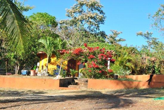 Hotel Sol y Mar: Beautiful entrance of restaurnat