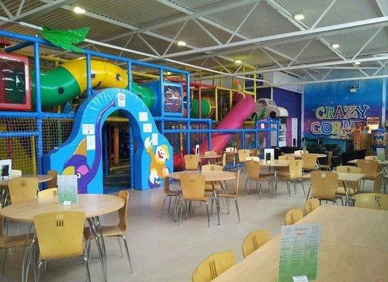 Stockton-on-Tees, UK: crazy corner Adventure play centre