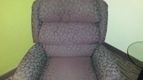 Hampton Inn Jackson/Pearl-International Airport: Chair