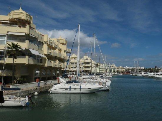 The marina picture of hotel mac puerto marina benalmadena benalmadena tripadvisor - Mac puerto marina benalmadena benalmadena ...