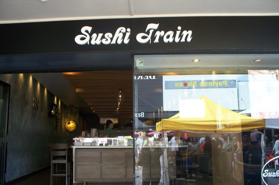 Cronulla Sushi Train