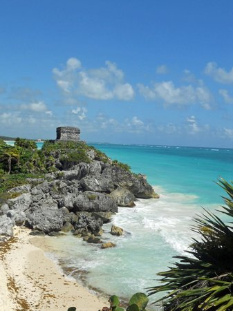 Cancun Passion: Another Tulum pic