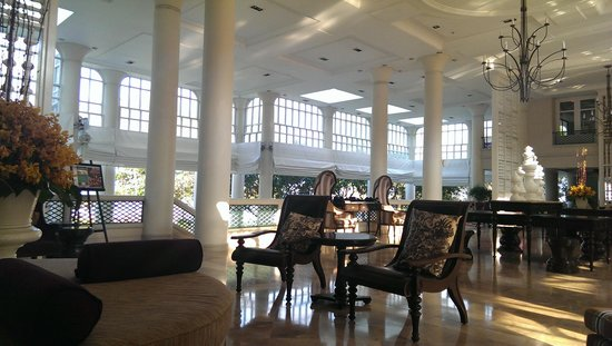 Centara Grand Beach Resort Samui : lobby